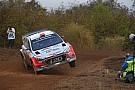WRC Catalunya WRC: Sordo claims lead on home soil as Latvala retires