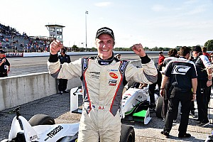 USF2000 Race report Martin beats Thompson to LOR victory