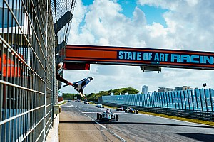 Формула 4 Отчет о гонке Туюла прервал победную серию голландцев в SMP Ф4