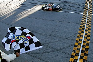 """NASCAR Sprint Cup Special feature Analysis: How NASCAR stars are trying to """"swerve"""" rules after the checker"""
