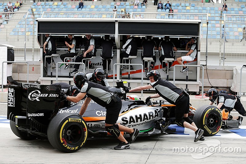 Force India: Mallya situation not a concern