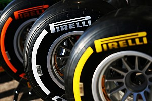Formula 1 Breaking news Pirelli reveals tyre choices for European GP