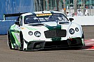 Asian GT Bentley returns to defend GT Asia Series title