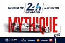 Le Mans 2016 Le Mans 24 Hours - Mythic, magic, unique