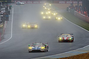 WEC Breaking news No BoP penalties for Ford nor Ferrari despite Le Mans dominance
