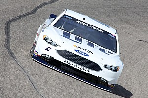 NASCAR Sprint Cup Breaking news Keselowski and Bayne to be penalized Bristol practice time