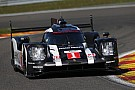 WEC Both Porsche 919 Hybrids on front row in Spa