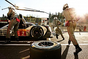 """WEC Breaking news COTA is """"unfinished business"""" for Porsche #2, says Lieb"""