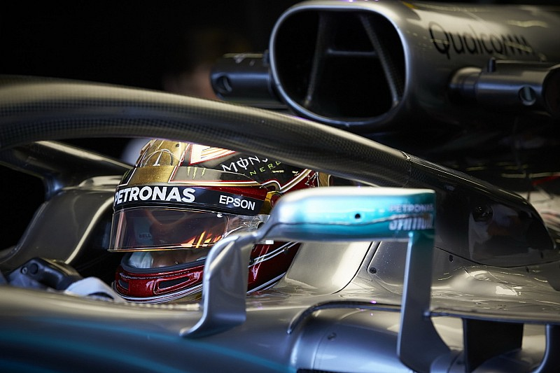 Pole Hamilton, Ferrari a un soffio