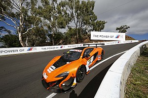 Endurance Breaking news Slower V8s tougher than record-setting McLaren