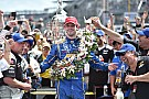 IndyCar Rookie Alexander Rossi wins 100th running of Indy 500