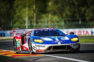 Le Mans Special feature Ford GT video – Fitness and preparing for Le Mans