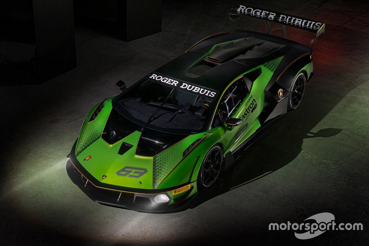 Lamborghini Essenza SCV12 : une hypercar pour la piste