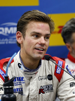 Press Conference: Tom Chilton, Sébastien Loeb Racing, Citroën C-Elysée WTCC