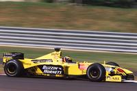 Formula 1 Photos - Heinz-Harald Frentzen, Jordan 199 Mugen Honda