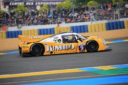 #9 Racing Team Holland Ligier JPS3 - Nissan: Jan Lammers, Bernhard Van Oranje-Nassau