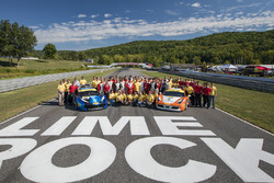 Ferrari Challenge group photo
