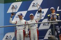 Le Mans Photos - LMP3: second place Martin Brundle, Christian England, United Autosports