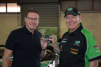 Supercars Photos - Mark Skaife and Jim Richards