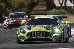 #27 SPS automotive-performance Mercedes AMG GT3: Valentin Pierburg, Lance-David Arnold, Alex Muller, Tom Onslow-Cole, Stéphane Kox
