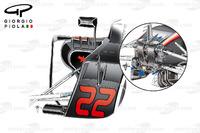 Formula 1 Photos - McLaren MP4/31 and MP4/30 S ducts comparison, United States GP