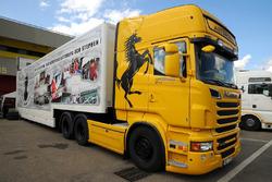 Scuderia Autoropa truck