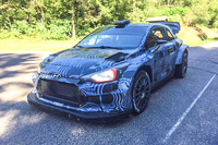 WRC Photos - Hyundai i20 New Generation WRC Plus