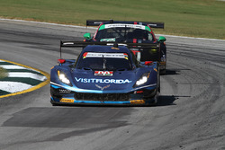 #90 VisitFlorida.com Racing Corvette DP: Marc Goossens, Ryan Dalziel, Ryan Hunter-Reay