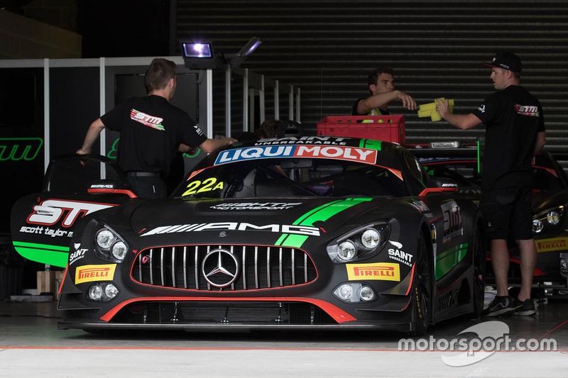 Mercedes Amg Team Stm Htp