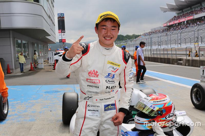 Yuki Tsunoda(SRS/Kochira Racing)