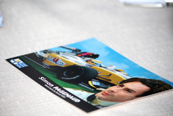 2006 Autograph card Simon Pagenaud