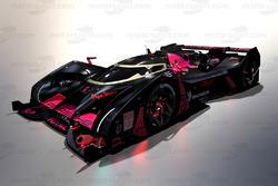 Fantasy LMP design of the future