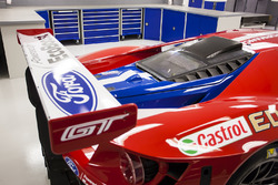 General presentation of Ford GT Chip Ganassi Racing headquarters