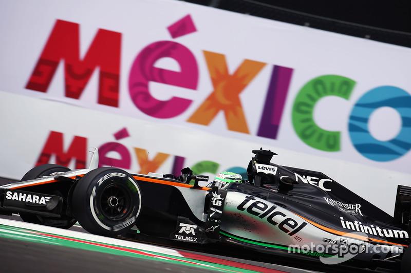 5: Nico Hulkenberg, Sahara Force India F1 VJM09