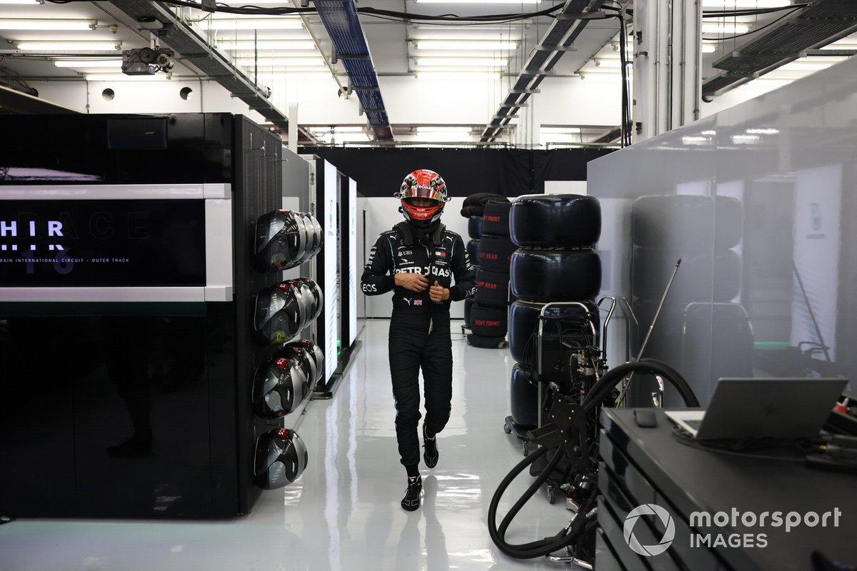 F1 - GP d'Abu Dhabi : Hamilton sera présent
