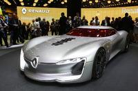 Auto Photos - Concept Renault Trézor