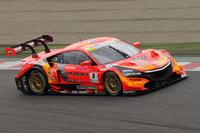 Super GT Photos - #8 Autobacs Racing Team Aguri Honda NSX Concept GT: Kosuke Matsuura, Tomoki Nojiri