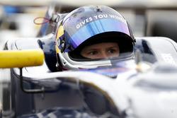 Beitske Visser, Team Lotus