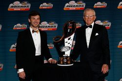 2016 Xfinity Series champion Daniel Suarez, Joe Gibbs Racing Toyota, Joe Gibbs