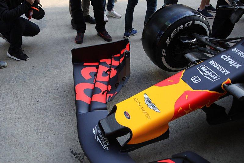 F1 Red Bull, Verstappen: