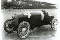 IndyCar Photos - Race winner Gaston Chevrolet