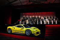 Ferrari Фото - Ferrari 488 Challenge