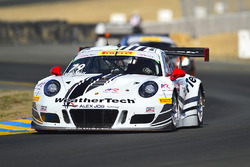 #79 Alex Job Racing Porsche 991 GT3R: Cooper MacNeil