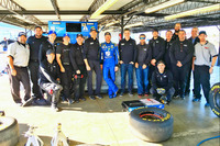 NASCAR Sprint Cup Photos - Dale Earnhardt Jr., Hendrick Motorsports Chevrolet and his team