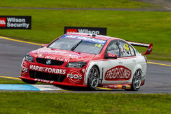Tim Slade and Ash Walsh Brad Jones Racing Holden