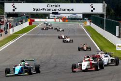 Thomas Maxwell, Sean Walkinshaw Racing and Toby Sowery, Lanan Racing