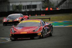 #151 StileF Squadra Corse Ferrari 458 Challenge Evo: Thomas Loefflad