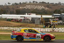 Ric Shaw, Stephen Borness, Andrew Bollom, Mazda RX-8 RX8A