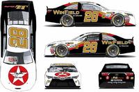 NASCAR XFINITY Photos - JGL Racing throwback scheme