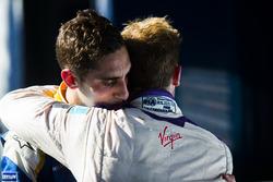 Sébastien Buemi, Renault e.Dams and Sam Bird, DS Virgin Racing Formula E Team